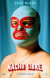 Ok, every girl a little something for luchadors.